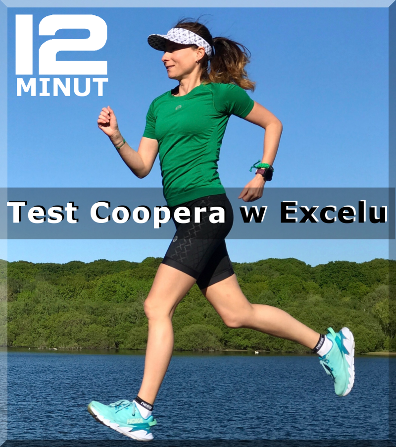 Test Coopera w Excelu